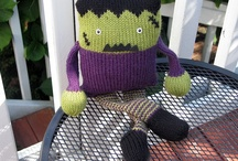 Knitting...my passion  / by Sherri Kunz Hazen