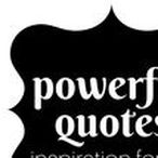 The Power of Words / Quotes with motivation and powerful meanings.