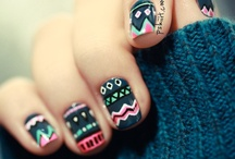nails... / by Linsy Hagen