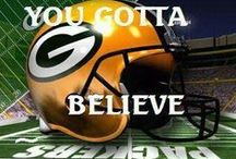 Green Bay Packers / My Cheeseheads / by Patricia Spengler