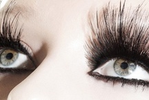 Lashes / by Jenny Cassillo {Glam Up Revival}