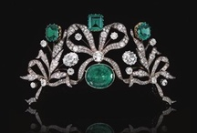 Royal Jewelry / or maybe just tiaras.....