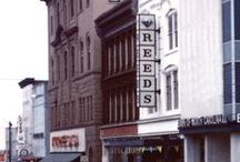 Through The Years / Founded in 1946 by Bill and Roberta Zimmer, REEDS is a true American success story, having grown from one hometown store to a full-service multi-channel jewelry retailer. Here we share some memories of the original REEDS stores.  / by REEDS Jewelers