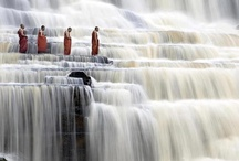 Waterfalls / Waterfalls On Us All / by Patricia Spengler