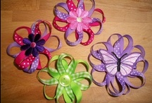 Hair Bows and Accessories  / by Sylvia González
