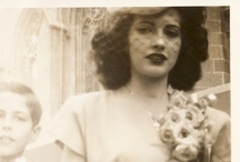 1940's / Fashion, style and anything else from the 40's / by Jenny Cassillo {Glam Up Revival}