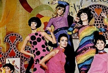 1960's / Fashion, style and anything else from the 60's / by Jenny Cassillo {Glam Up Revival}