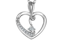 For Love Collection / For Love, designed exclusively for REEDS Jewelers, symbolizes true love's eternal bond. Each piece in the collection features four princess cut diamonds that are hand chosen for their brilliance and sparkle. They are bonded together perfectly to symbolize love's eternal strength and harmony. / by REEDS Jewelers