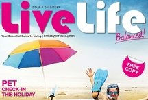 Live Life Mag Covers