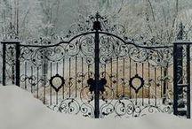 Fences & Gates / by Deborah Swanson