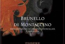 Brunello di Montalcino / Portfolio of Brunello di Montalcino Italian Wines Distributed by www.angeliniwine.com  / by Angelini Wine