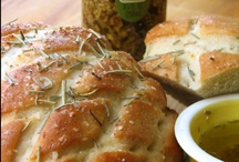 """""""All sorrows are less with bread."""" / Bread recipes from around the world"""