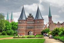 Lübeck / by Miriam Luckmann