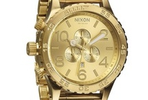 Nixon Watches - Men & Women / For a complete list of Nixon Watches, check out our website: http://nixon-watches.reeds.com/ / by REEDS Jewelers