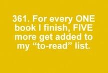 I <3 Books!! / by Sylvia González