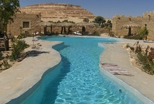 Siwa Oasis, Egypt / Siwa Oasis photographs from many sources