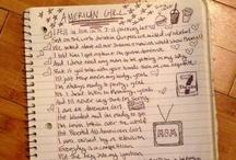 """American Girl"" Clues / by Bonnie Mckee"
