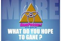 GANEPossible.com / by Kim Jorgensen Gane
