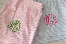 better with a monogram / by Abby Shutzberg