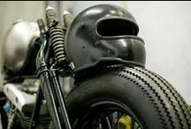 Steel Steeds x Armour / A board about motorcycles / by Scooch Ekemezie