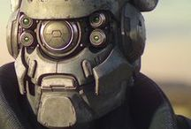 Mechs / Robot Mech Models Toys