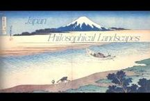 Japan Philosophical Landscapes / An open ended speculative series of short films on the theme of Japanese landscape, art, culture and life. The focus of the project is a web doc film about the role of landscape in the cultural philosophy and history of Japan and its reflection in the visual landscape from the early Shinto shrines, gardens and architecture up to the modern urban landscape and beyond.  Accompanying the film will be a series of articles, blogs and other related material.