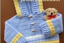 Baby & Toddler boy - Crochet & Knit / clothing