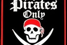 Pirate theme / by Brettany Garretson