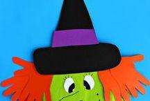 October Classroom Themes Pre-K / by Kim Moring
