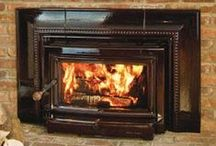Wood Stoves and Inserts / Wood stoves and wood fireplace inserts that are excellently made and work incredibly well