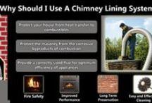 Chimney Liners and Chimney Sweep Tips / Chimney liners that are done right and Chimney Sweep Tips that make sense and actually matter!
