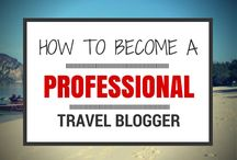 Travel blogs / tips on travel blogging