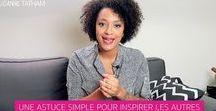 """Astuces simples en vidéo / Vidéos de la série """"Une astuce simple"""". Chaîne Youtube : https://www.youtube.com/user/joantatham"""