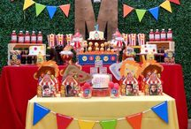 Kids Party Ideas / by Chiquita Party Boutique