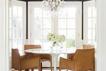 dining rooms / by April Hickman