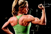 Pumping Iron~Strength Training Workouts / by Lisa Gipson Renshaw