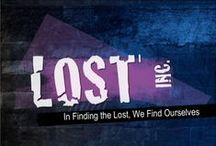 Lost, Inc. Series / The inspirations for Lost, Inc., my Christian suspense series of novels being released starting in October 2012. Books are Survive the Night, Christmas Countdown and Torn Loyalties.  (Photos licensed from dreamstime)