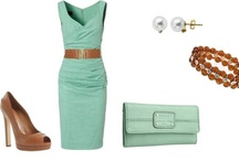 Stylish work clothes / by Charlene Mauro-Page