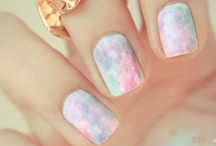 Hot Nail Colors / by Charlene Mauro-Page