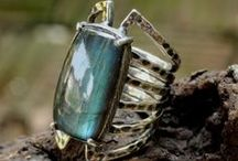 Jewelry / Stunning jewelry from around the world, using a variety of gems both precious and semi precious and metals including gold and silver