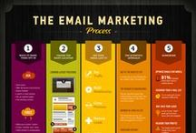 Email Marketing | Infographics / Inbox Insight's 'Email Marketing' board contains infographics surrounding arguably (still) the most powerful direct marketing methodology to date - email. / by Inbox Insight