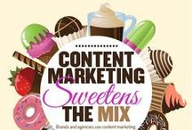 Content Marketing | Infographics / Inbox Insight's 'Content Marketing' board contains a library of useful infographics, all to do with content syndication, content creation and content marketing. / by Inbox Insight