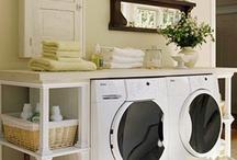 Laundry and closet / by Anaïs Kfé