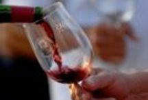Wines I Love - Vinos que me gustan / En Mexico, la mayoria de las vinicolas se encuentran en Baja California, Sonora y Queretaro. Mas detalles aqui: http://bit.ly/9G2S01 / by vinos mexicanos