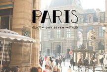 """Love Paris /  """"We'll always have Paris.""""  ― Howard Koch / by HostelBookers"""