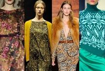 Fashion super models with style / modeling, models, catwalk, runway
