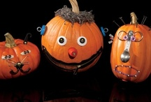 Pumpkin Carving - Halloween Ideas - Halloween Costumes / Pumpkin carving, Halloween decoration and Halloween Costume Ideas