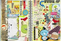 Mixed Media Art Journal / by Lisa Gipson Renshaw