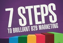 B2B Marketing | Infographics / Inbox Insight's 'B2B Marketing' board aims to deliver business-to-business marketing infographics, detailing best practices and trends. / by Inbox Insight