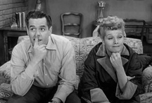 Lucy and Desi / by PonyBoy Press